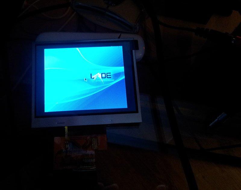 LCD Raspberry järel